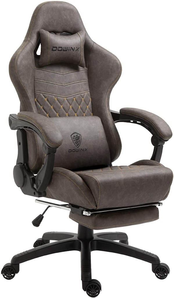 Dowinx Office Chair with Massage Lumbar Support