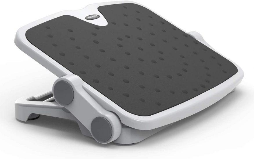 AboveTEK Ergonomic Footrest with 2 Adjustable Height Positions