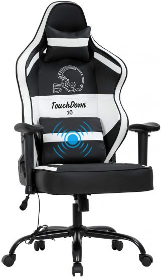 BestOffice 500lbs Big and Tall Gaming Chair