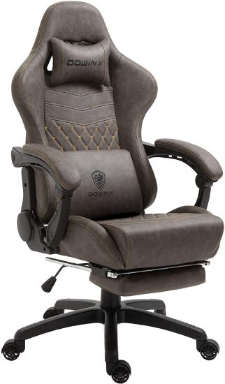 Dowinx Office Chair with Massage Lumbar Support​