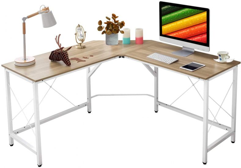 Mr IRONSTONE L-Shaped Desk 59