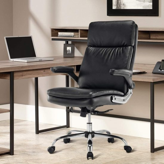 Seatingplus PU Leather Office Chair