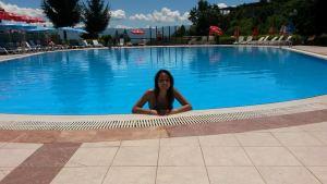 hotel zwembad struga noord macedonië