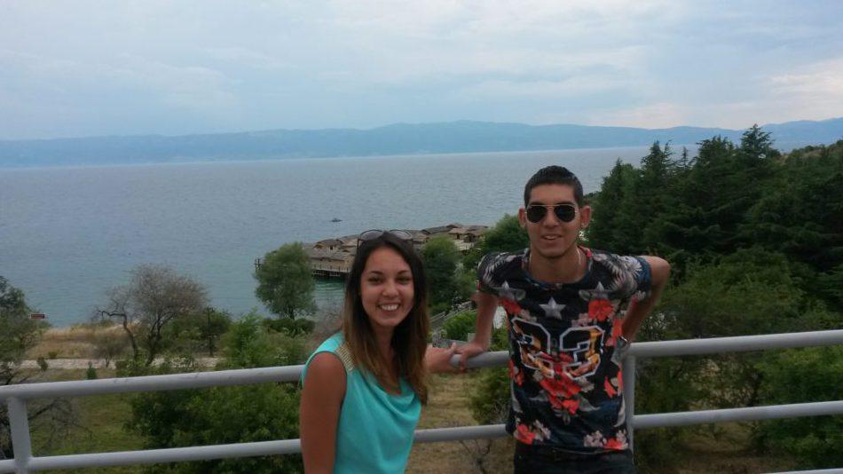 vakantie noord macedonië onderweg