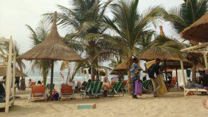 poco loco strand in gambia