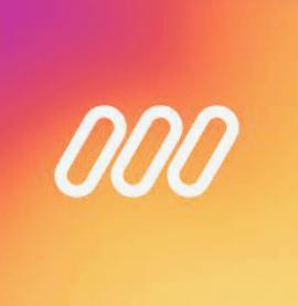 Mojo app for Instagram