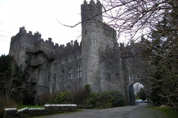 pic of Kilkea Castle