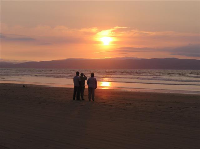 picture of Portstewart Strand Beach ireland