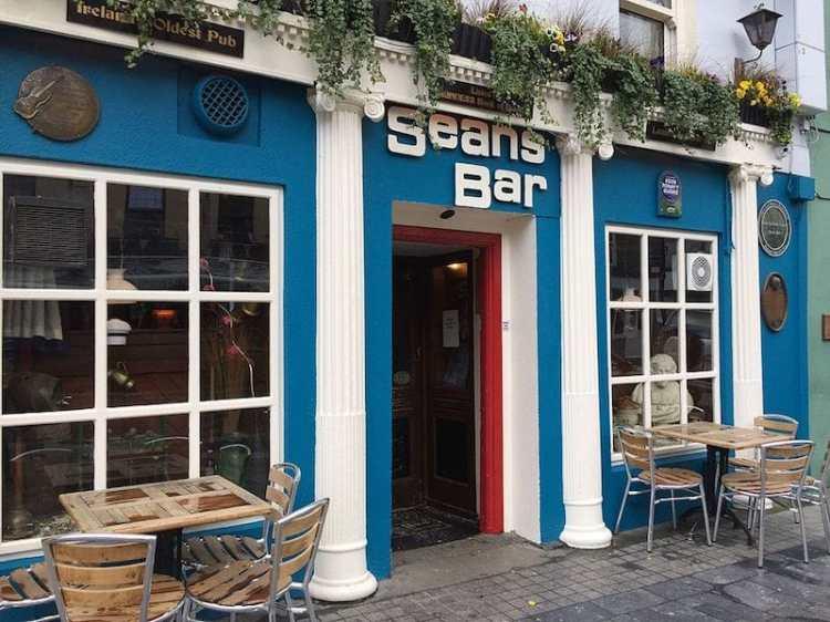 image of sean's bar