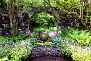 Picture of Caheer Bridge Garden