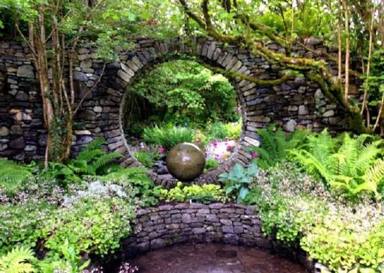 Picture of Caheer Bridge Garden