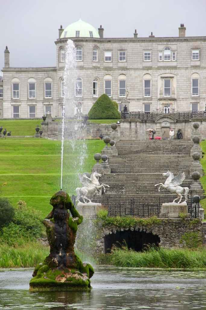 Picture of Powerscourt Estate and Gardens