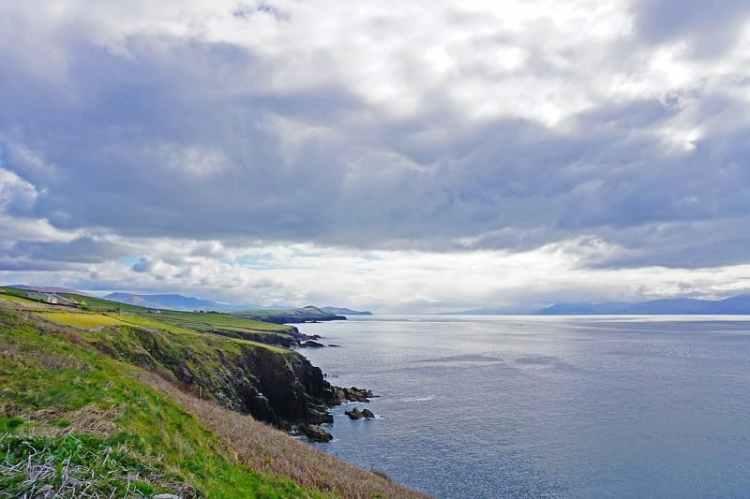 image of dingle peninsula ireland