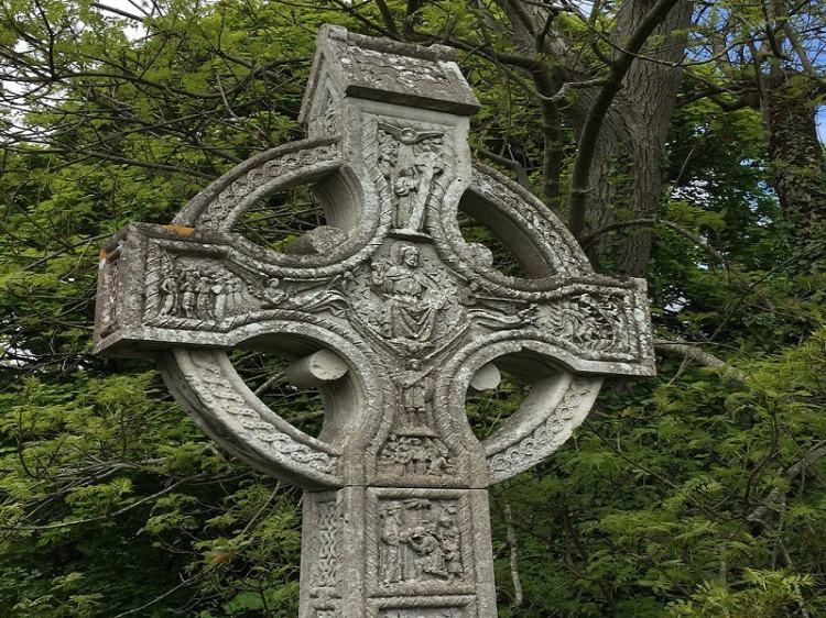 Picture of Celtic Symbol of Christianity