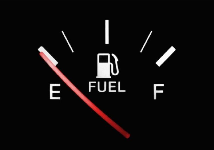 Picture of fuel meter tip