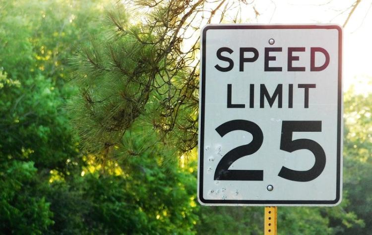 Picture of Speed Limit