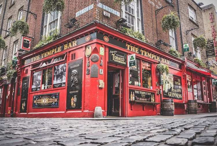 Picture of  Local Pub-Crawl at Temple Bar