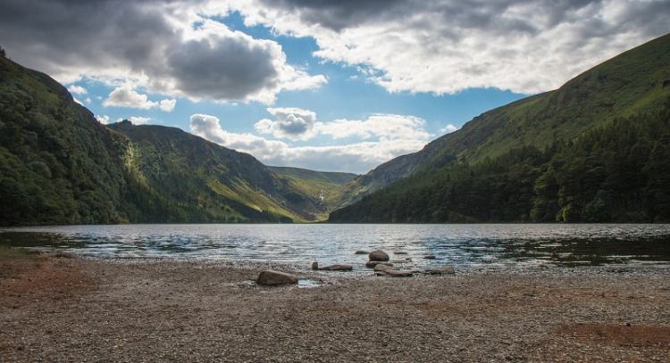 Picture of Glendalough Upper Lake