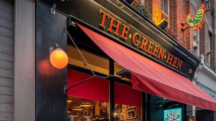 Picture of The Green Hen