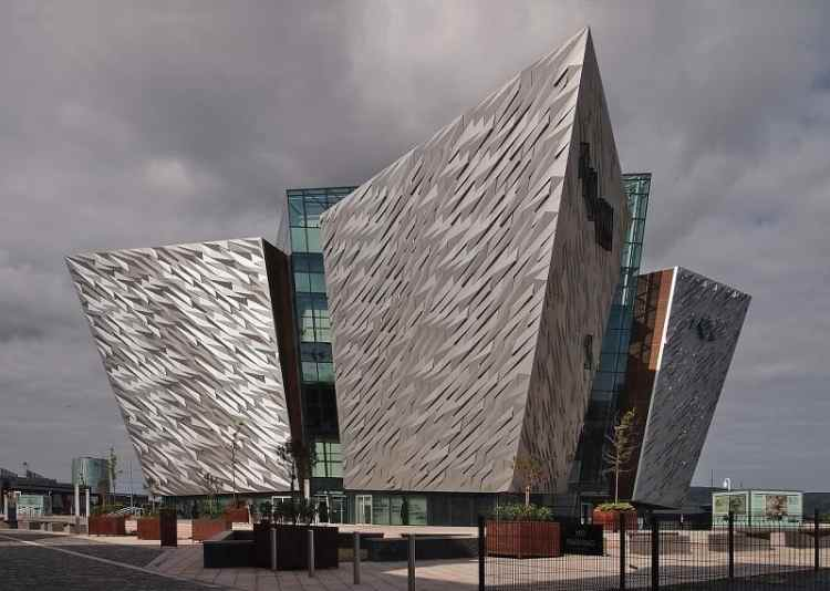 things to do in Northern Ireland picture of titanic belfast