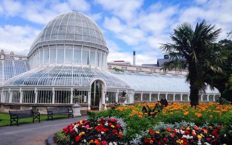 image of Belfast Botanic Gardens