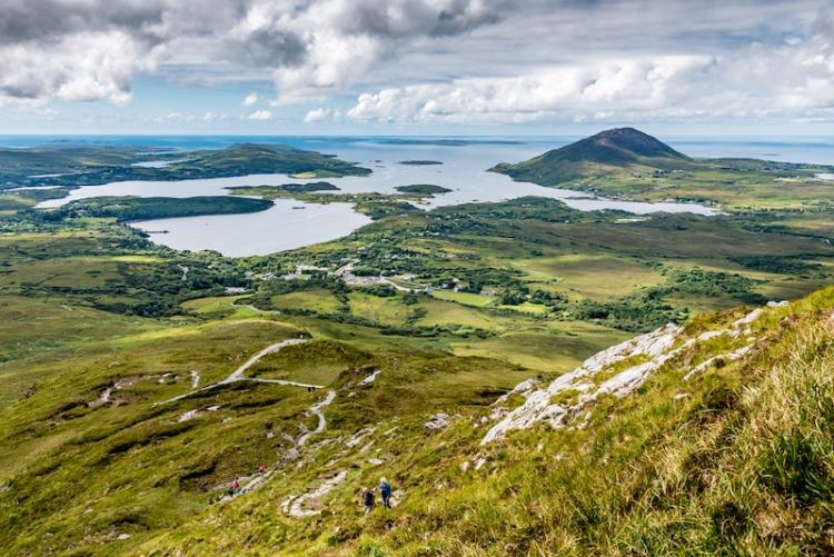 picture of Connemara National Park