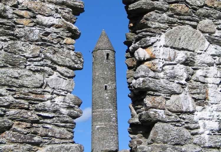 image of Glendalough ireland