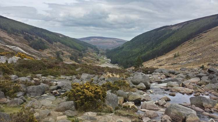 image of St Kevin's Way, Co Wicklow