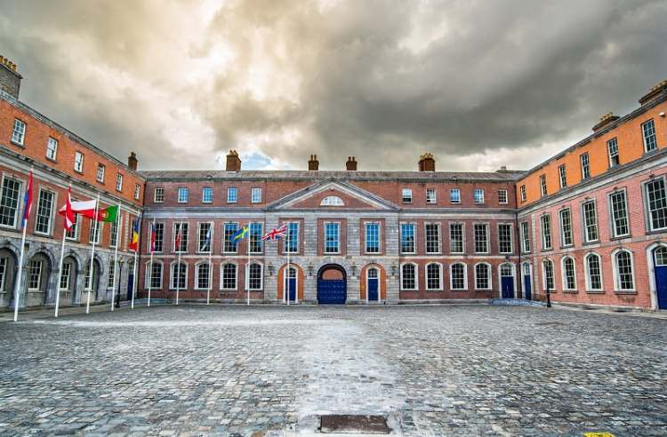 image of Dublin Castle