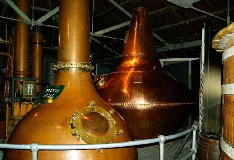 image of Dublin Whiskey Distillery