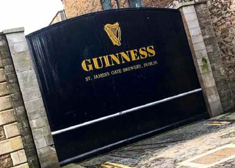 image of Guinness Storehouse