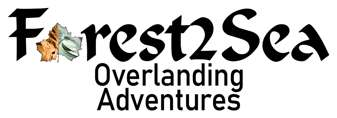 Forest2Sea Overlanding Adventures