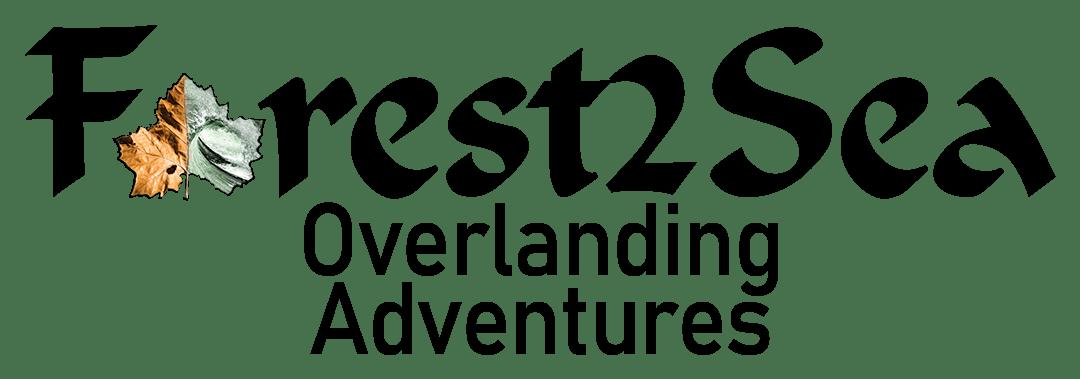 Forest2Sea Overlanding Adventures