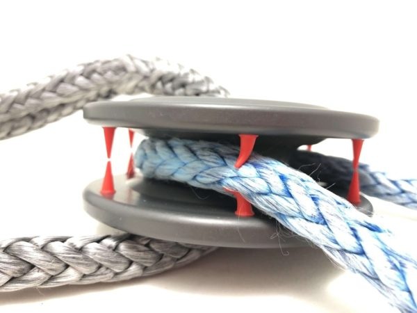 Rope-Retention-Pulley