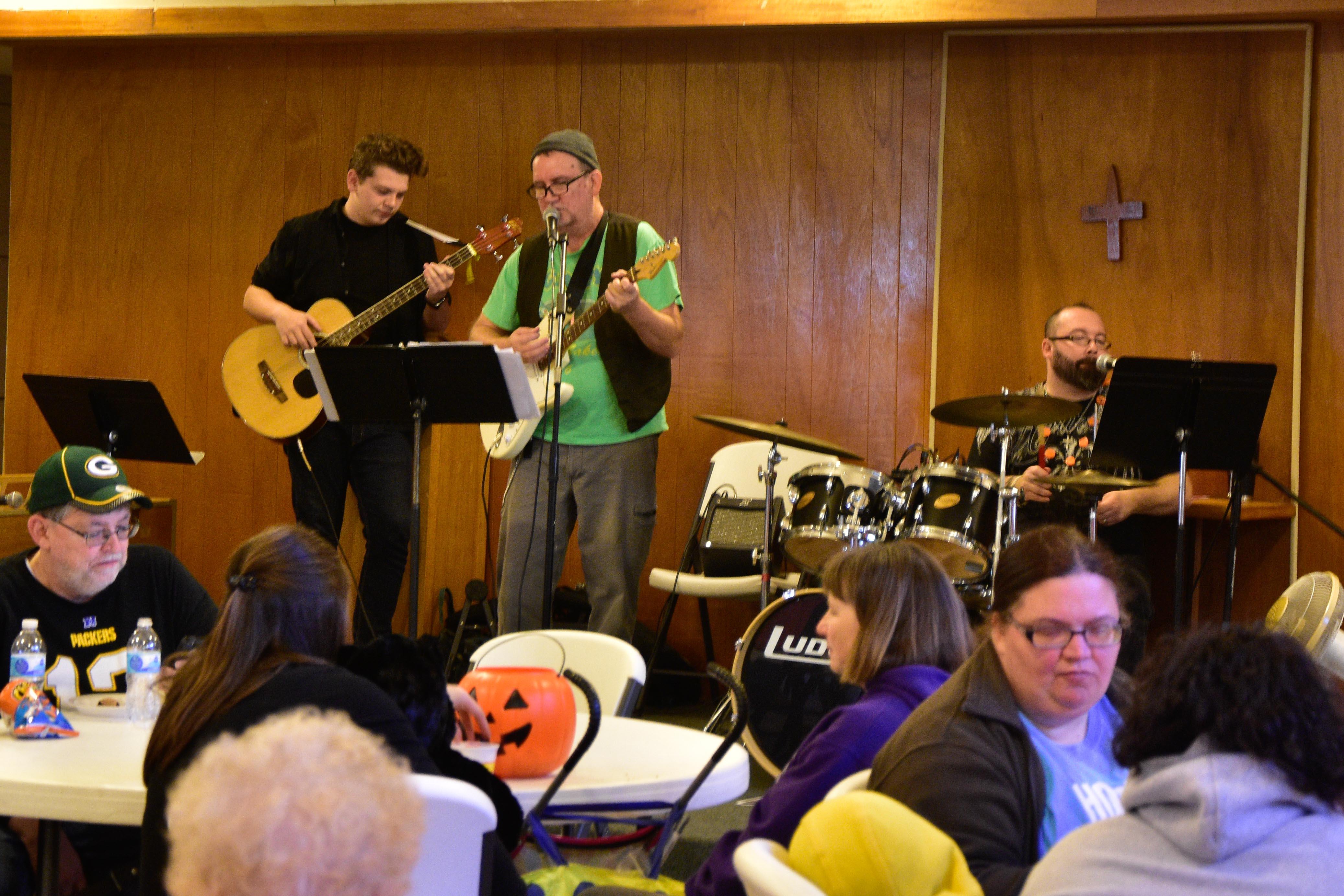 Overland Park Presbyterian Church, Fall Fest 2017, Music, get involved