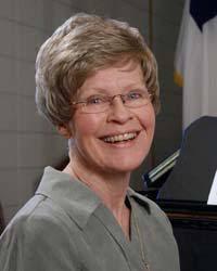 lois bock, organist