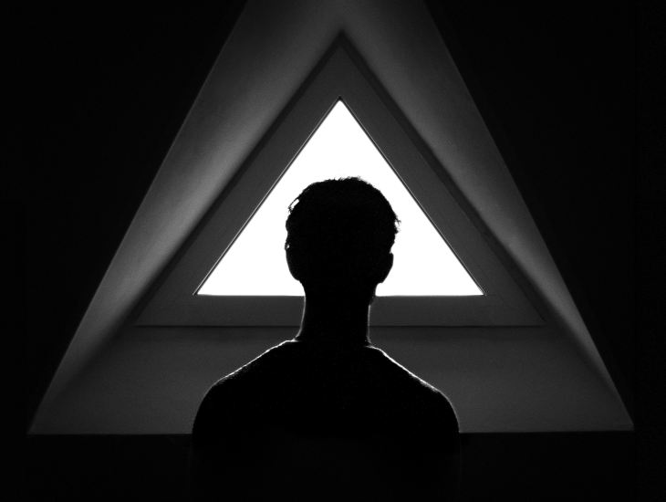 Photo by Florian Perennes, silhouette, identity, window