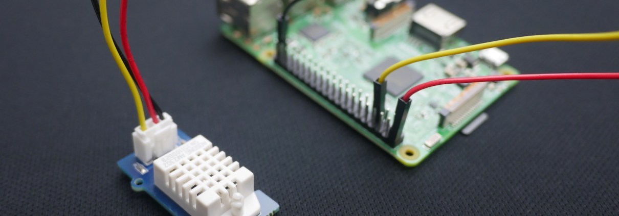 overlay.live guide to stream telemetry from a temperature and humidity sensor