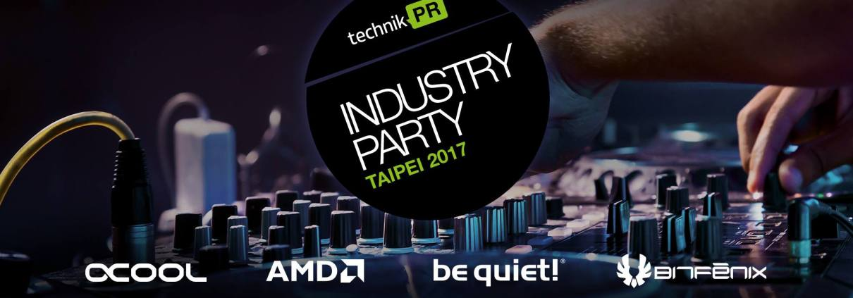 TechnikPR Industry Party at Computex 2017