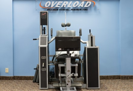 MedX Medical Lumbar Machine