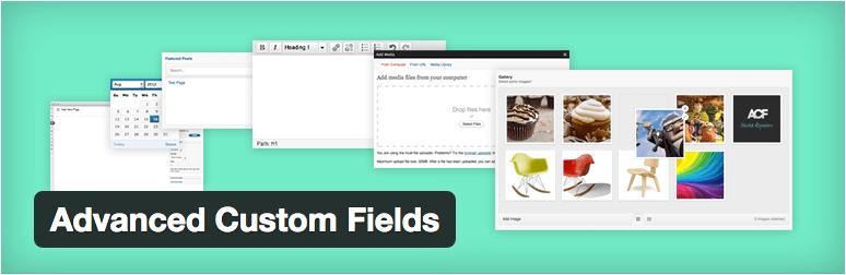 Advancec Custom Fields is my favorite WordPress Plugin
