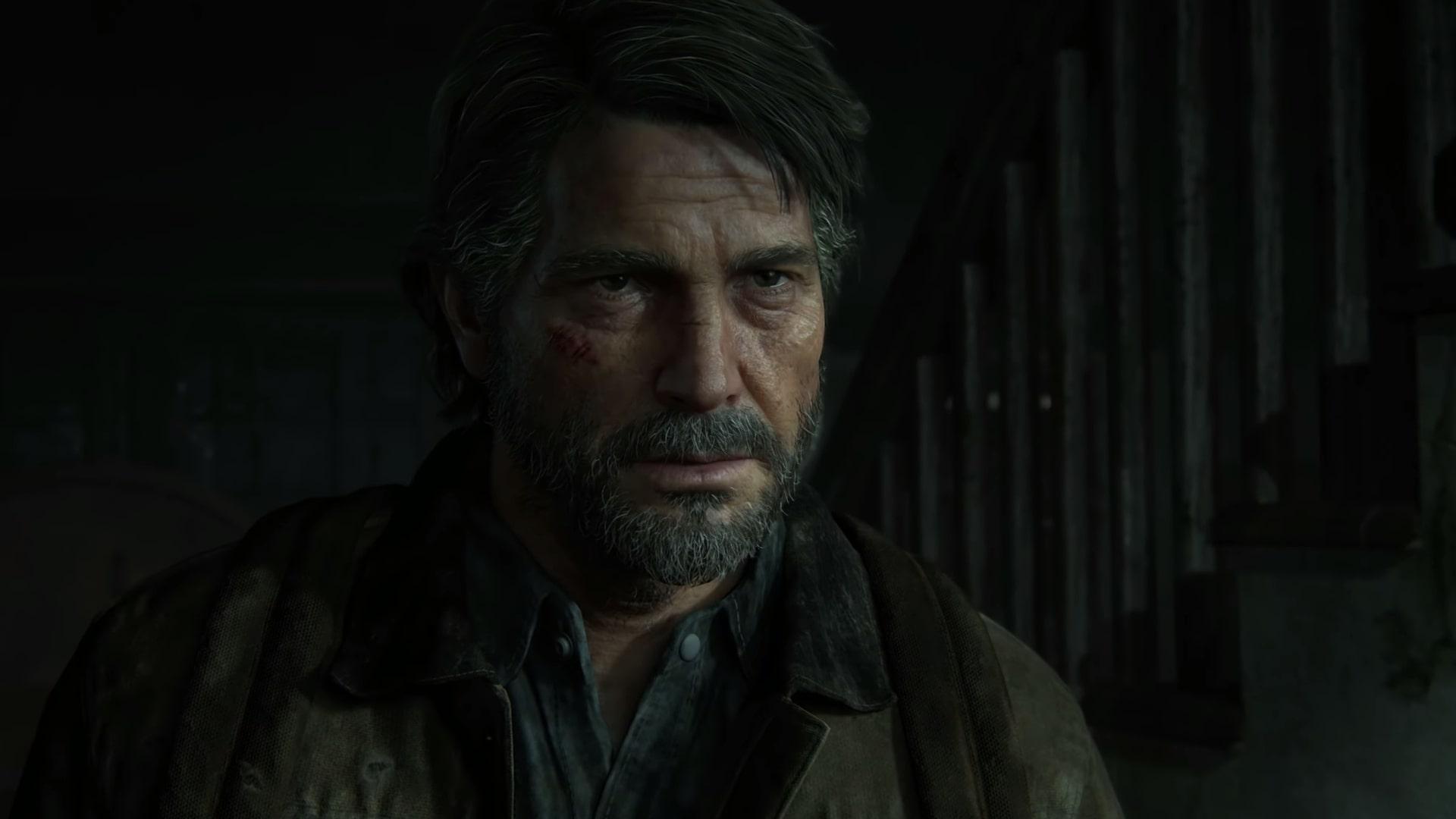 Joel in The Last of Us Part 2