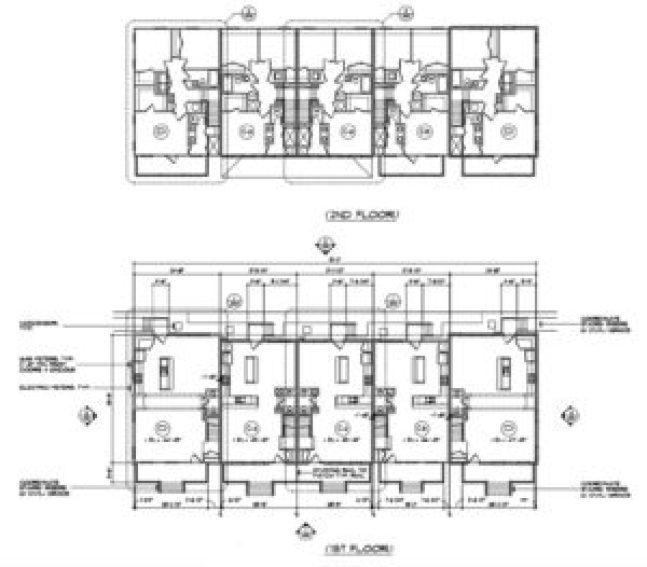 overlook floor plans