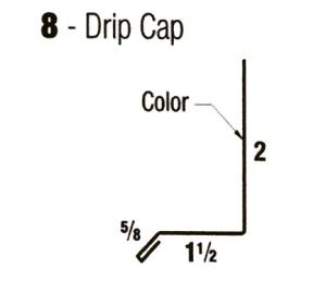 Drip Cap