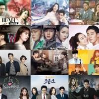 סקר הסדרות הקוריאניות האהובות ביותר ב-2016