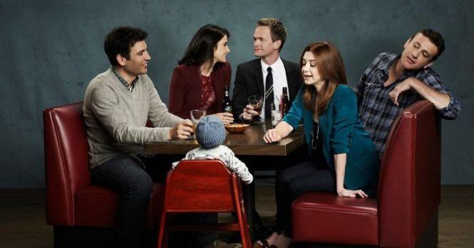 """""""איך פגשתי את אמא"""", עונה 8 , תמונת יח""""צ © 2012-2013 Twentieth Century Fox Film Corporation."""