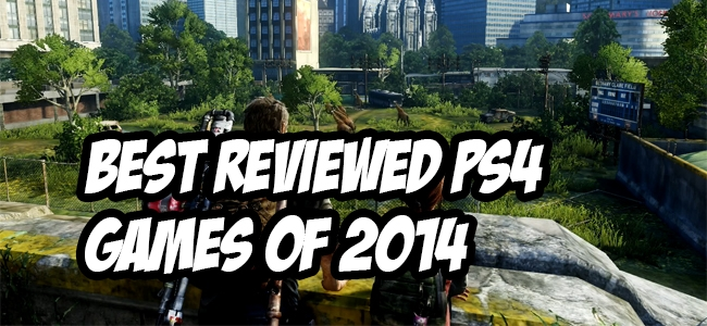 10 Best-Reviewed PlayStation 4 Games of 2014