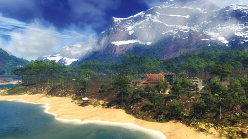 The 10 Biggest Open World Games of All Time