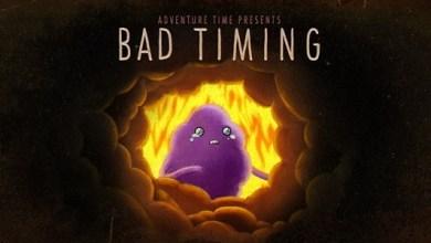 "Adventure Time Recap: ""Bad Timing"""