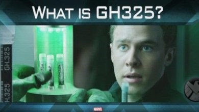 Agents of SHIELD: What is GH.325?